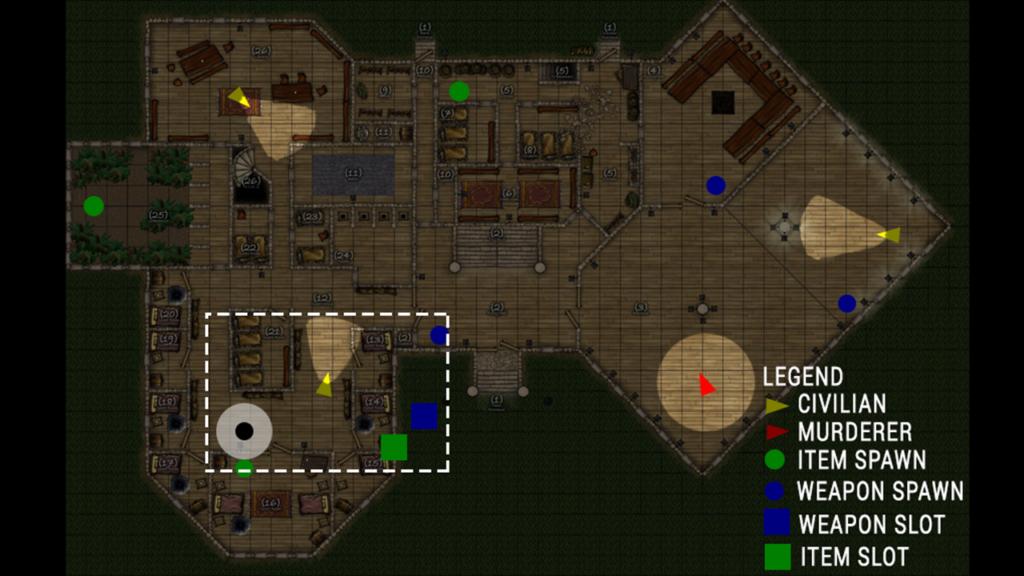 Murder Mansion Lee Jun Xiang - Mansion design games